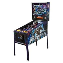 Quality Arcade Games TRANSFORMERS DECEPTICON LIMITED EDITION PINBALL for sale