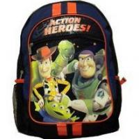 China Toy Story Action Heroes 16-inch Backpack Bag 39526 on sale