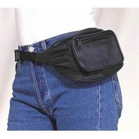 China Soft Money Pouch - 3 Zip Pockets for sale