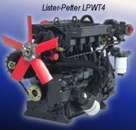 Wholesale Lister-Petter Ind. Engines from china suppliers