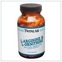 Wholesale AMINO ACIDS Twinlab Arginine/Ornithine (100 cap) from china suppliers