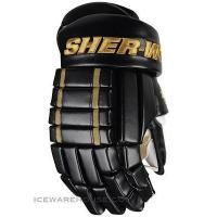 Buy cheap Sherwood 5030 4 Roll Hockey Gloves Sr Blk from wholesalers