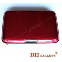 Wholesale Aluminum Credit Card Wallets For Promotion from china suppliers