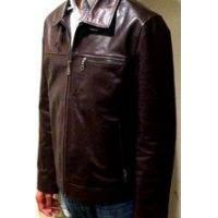 Wholesale Csaba RT1 Brown Leather Jacket Clearance* from china suppliers