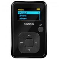 China MP3 Player - 4GB Sansa Clip Plus Flash - Black on sale