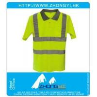 Wholesale High Visibility Clothing High visibility polo shirt from china suppliers