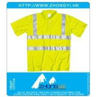 Wholesale High Visibility Clothing High visibility polo shirts from china suppliers
