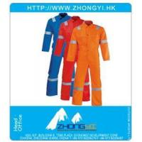 Wholesale Industrial Workwear Flame Retardant Overall from china suppliers