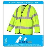 Wholesale Industrial Workwear High Visibility Sleeved Vest from china suppliers