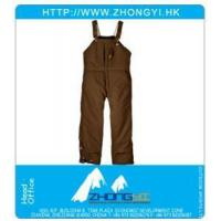 Buy cheap Work Clothing Duck Bib Overalls from wholesalers