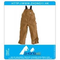 Wholesale Work Clothing Flame-Resistant Duck Bib Overall  Unlined from china suppliers