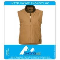 Wholesale Work Clothing Duck Workman's Vest from china suppliers