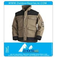 Wholesale Work Clothing Heavy Worker Lined Jacket from china suppliers