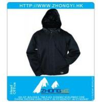 Wholesale Work Clothing Waterproof Breathable Duck Hooded Jacket from china suppliers