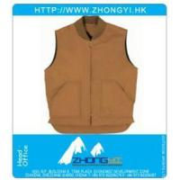 Wholesale Work Clothing Insulated Vest from china suppliers