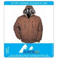 Wholesale Work Clothing Insulated Hooded Jacket from china suppliers
