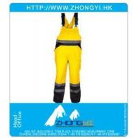Buy cheap Work Clothing Hi Vis Bib and Brace Overalls from wholesalers