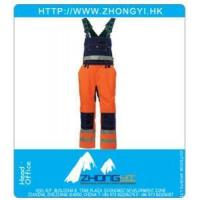 Wholesale Industrial Workwear Hi Vis Bib Overalls from china suppliers