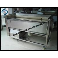 Wholesale potato peeling and washing machine from china suppliers