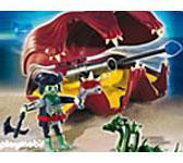 Wholesale TOY: PLAYMOBIL SHELL WITH CANNON from china suppliers