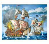 Wholesale TOY: PIRATE PUZZLE from china suppliers
