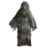 Buy cheap H0107 Ghillie Suit Woodland from wholesalers