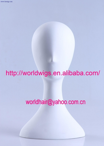 Quality Mannequine head MH-001 Fasghion Style Mannequine head for wigs for sale