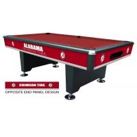 China Alabama Crimson Tide NCAA Billiard Pool Table on sale