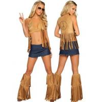Wholesale Hip-hop dance bikini cowboy costume #11814-219700 from china suppliers