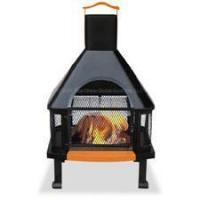 Wholesale Portable Wood Burning Fireplace with Copper Accents from china suppliers