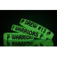 Wholesale Glow-in-dark Silicone Wristband from china suppliers