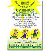 Vibrant Health GV Junior For Children 3-12 11.5oz