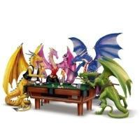 China Hot Shots Dragon Billiards Figurine CollectionModel # CT905933 on sale