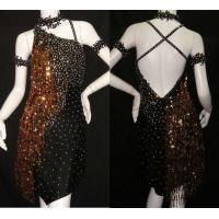 Wholesale Latin dance dress BB-LD018 from china suppliers