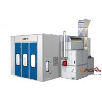 China Industrial spray booth project WD-90 on sale