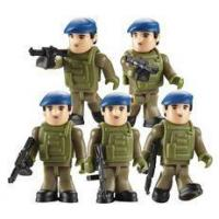 Buy cheap Character Building H.M. Armed Forces RAF Regiment Gunner Multi Pack from Wholesalers
