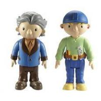 Buy cheap Bob the Builder 2 Figure Pack - David Mockney and Wendy from Wholesalers