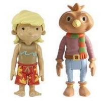 Buy cheap Bob the Builder 2 Figure Pack - Brad Radical and Spud from Wholesalers
