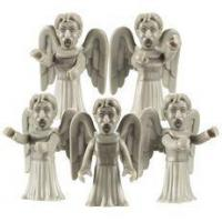 Wholesale Character Building Doctor Who Weeping Angel Army Builder Pack from china suppliers