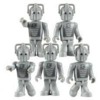 Wholesale Character Building Doctor Who Cyberman Army Builder Pack from china suppliers