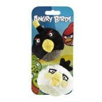 Wholesale Angry Birds Toss Bean Bags - Black/White birds from china suppliers