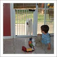 Wholesale Cardinal Lock-n-Block Patio Door Dog Gate from china suppliers