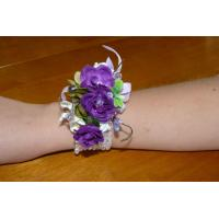 Buy cheap Dark Purple Corsage from wholesalers