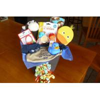 Buy cheap Baby Boy Basket from wholesalers