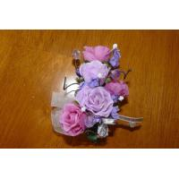 Buy cheap Pink and Lavender Corsage from wholesalers