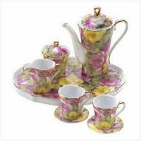 Wholesale SWM 12539 Rose Garden Mini Tea Set from china suppliers
