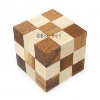 Buy cheap 3 wooden puzzle in wooden box set 1 from wholesalers