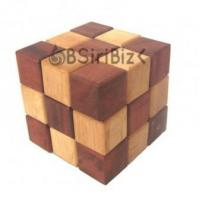 Buy cheap Rounded Snake Puzzle from wholesalers