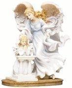 Wholesale May God Bless You Communion Angel Figure from china suppliers