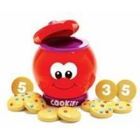Count & Learn Cookie Jar